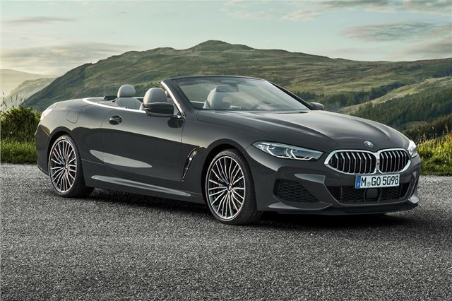 Bmw 8 Series G14 Convertible 2019 Car Review Honest John