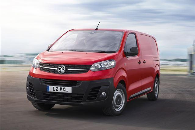 Vauxhall Vivaro 2019 Van Review Honest John