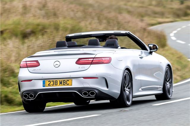 Review: Mercedes-Benz E-Class Cabriolet (2017) | Honest John