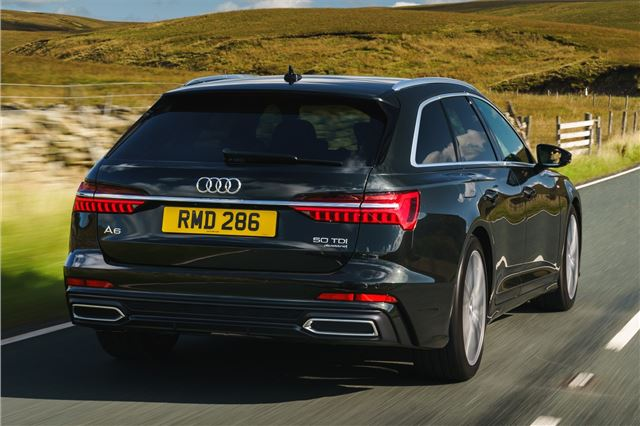 Audi A6 Avant 2018 >> Review Audi A6 Avant 2018 Honest John