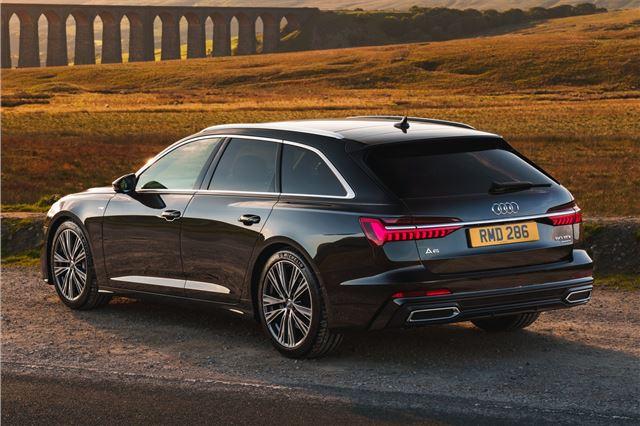 Review Audi A6 Avant 2018 Honest John