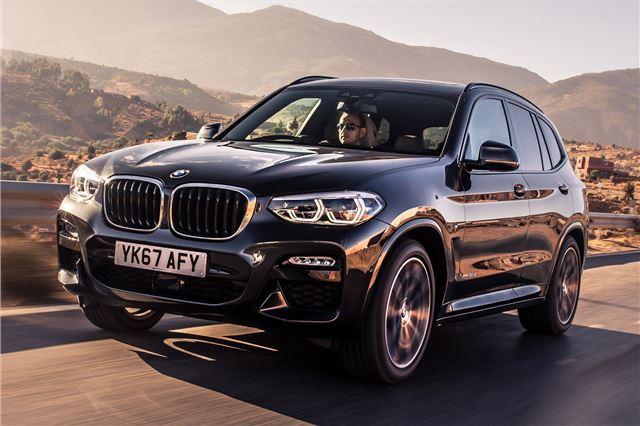 Bmw X3 2018 Car Review Model History Honest John