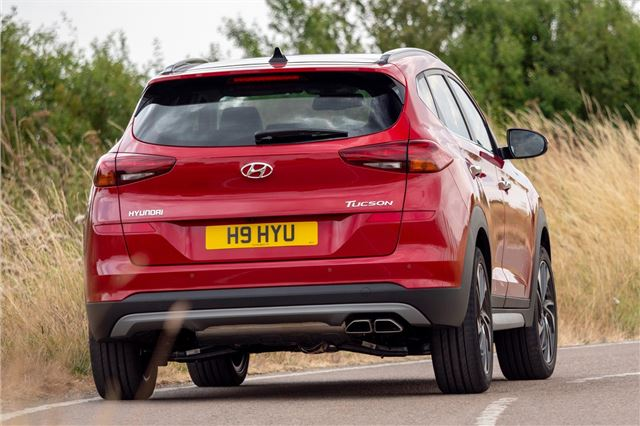 Hyundai Tucson 2015 - Car Review | Honest John