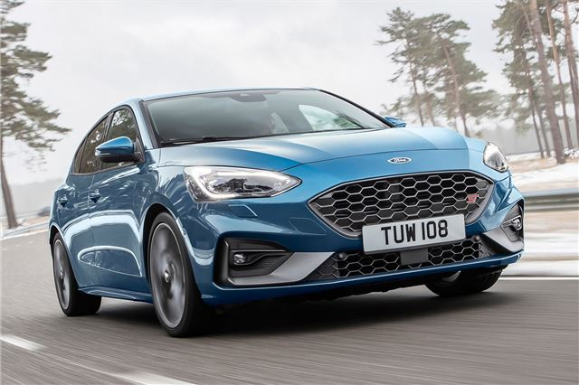 Ford Focus St 2019 Car Review Honest John