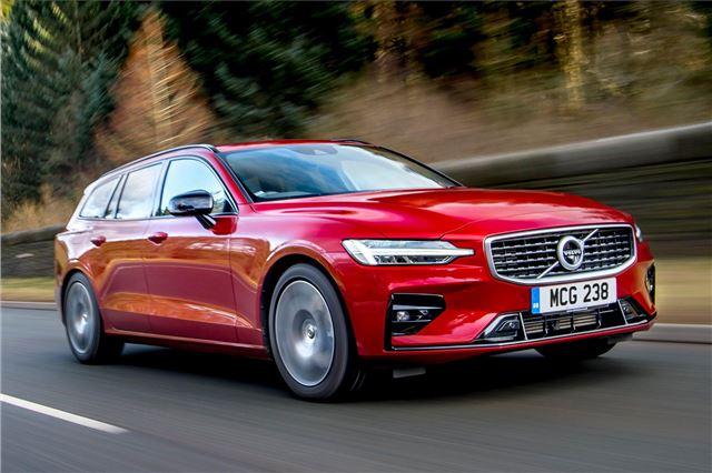 volvo v60 plug in hybrid company car tax