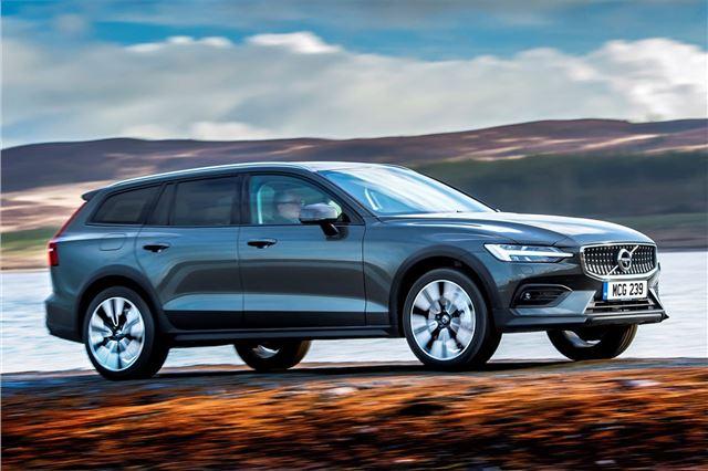 Volvo V60 Cross Country 2019 - Car Review - Model History | Honest John