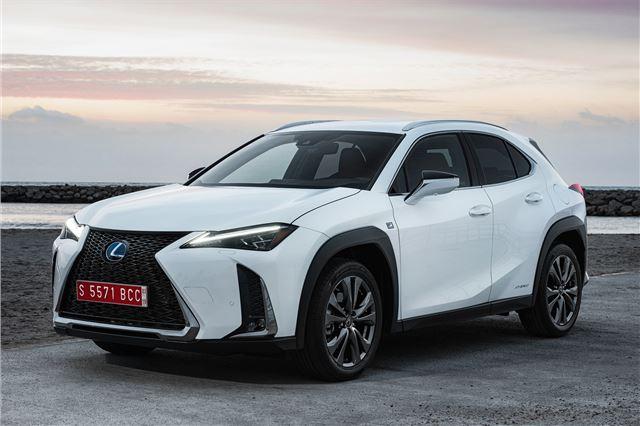 Lexus Ux 2019 Car Review Honest John