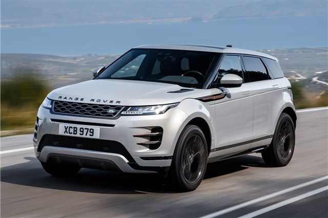 Range Rover Evoque Interior >> Land Rover Range Rover Evoque 2019 Car Review Interior Honest John