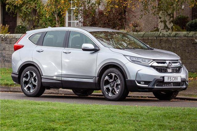 Honda CR-V 2018 - Car Review - Good & Bad   Honest John