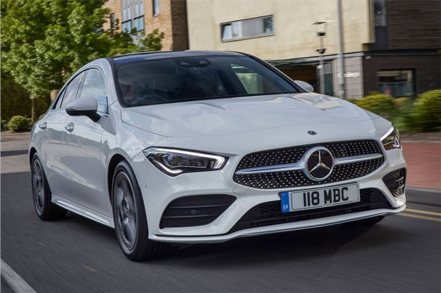 Review: Mercedes-Benz CLA Coupe (2019) | Honest John