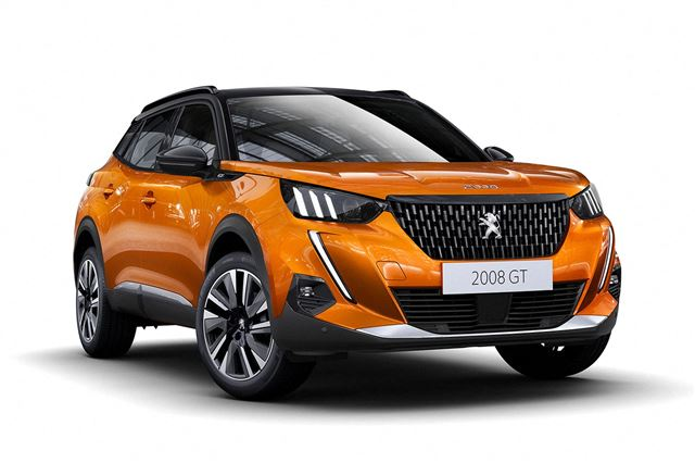 Peugeot 3008 review 2020
