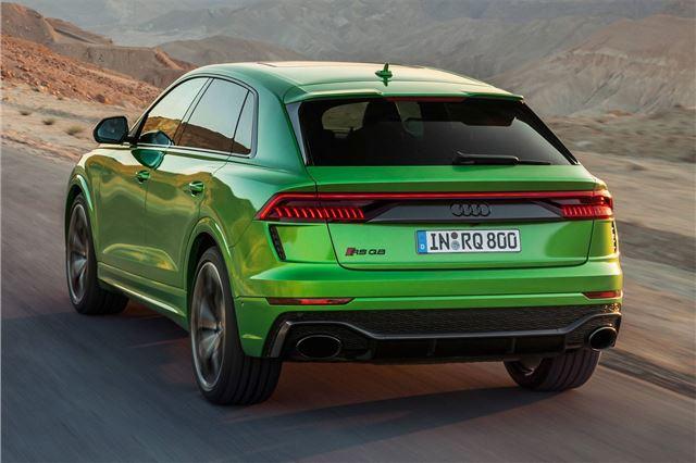 Review: Audi RS Q8 (2020) | Honest John