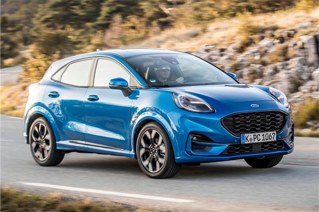 Review Ford Puma 2020 Honest John