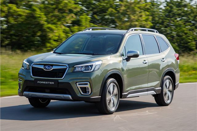 Review Subaru Forester 2019 Honest John