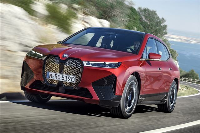 Review: BMW iX (2021) | Honest John