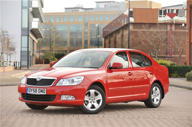 skoda octavia 2004 - car review | honest john
