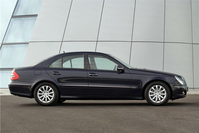 Mercedes-Benz E-Class 2002 - Car Review - Good & Bad