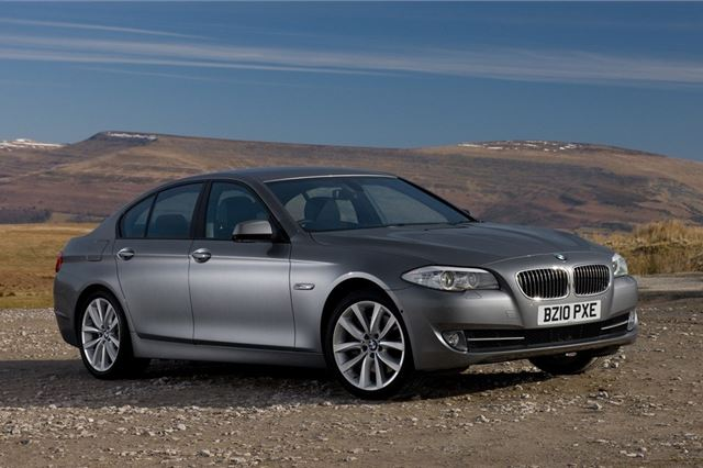 BMW 5 Series 2010 - Car Review | Honest John