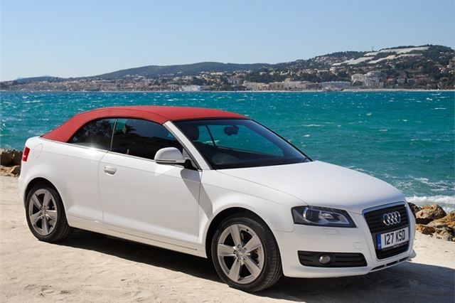 Review Audi A3 Cabriolet 2008 2013 Honest John