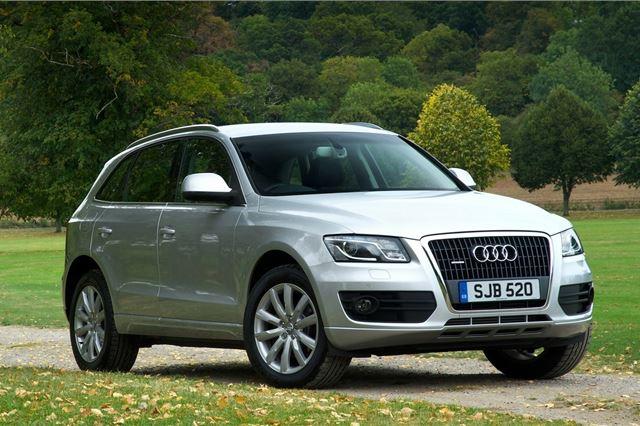 Audi Q5 2008 - Car Review - Good & Bad | Honest John