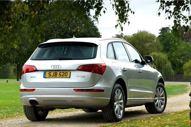 Audi Q5 2008 - Car Review - Good & Bad   Honest John