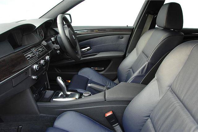 BMW 5 Series 2003 - Car Review   Honest John