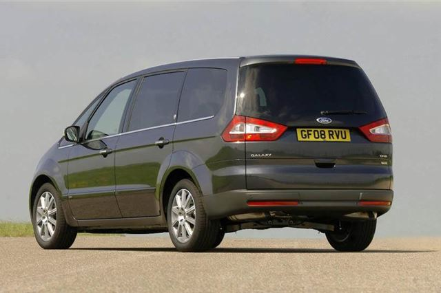 Review Ford Galaxy 2006 2015 Honest John
