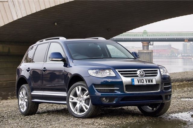 Volkswagen Touareg 2003 - Car Review | Honest John