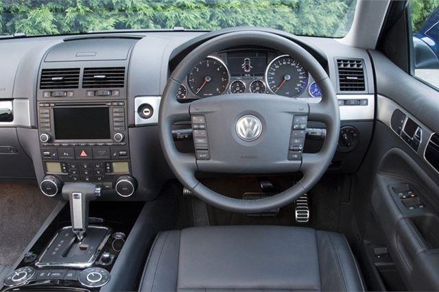 Volkswagen Touareg 2003 - Car Review - Good & Bad | Honest John