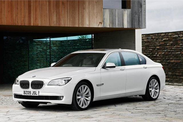 Bmw 7 Series 2009 Car Review Honest John