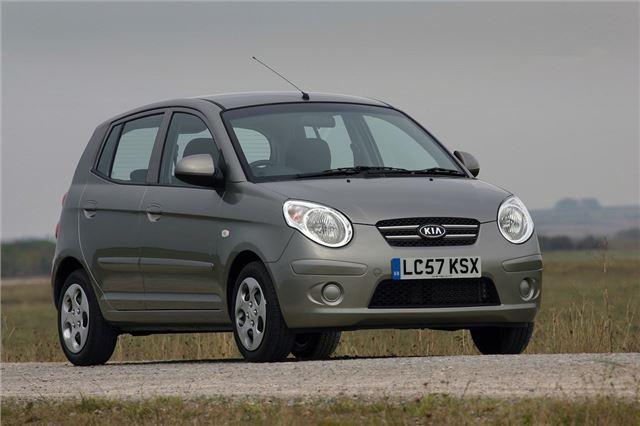 KIA Picanto 2004 - Car Review | Honest John