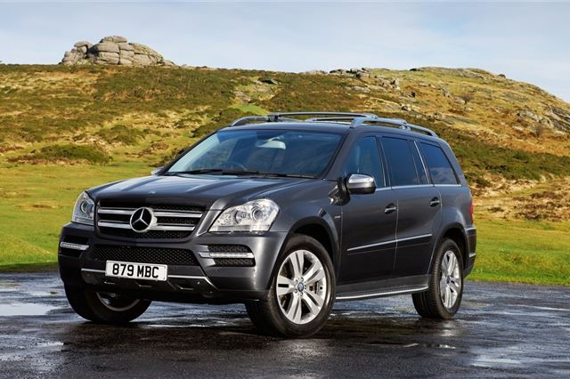 Mercedes-Benz GL-Class 2006 - Car Review | Honest John