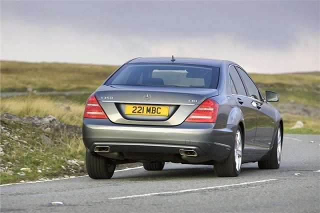 Mercedes-Benz S-Class 2006 - Car Review - Good & Bad