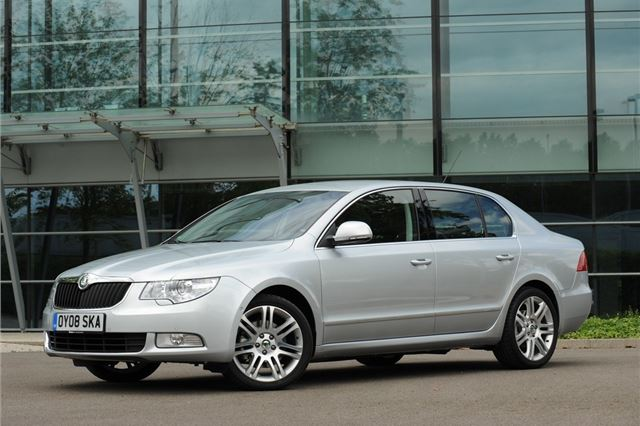 Skoda Superb 2008 - Car Review - Good & Bad | Honest John