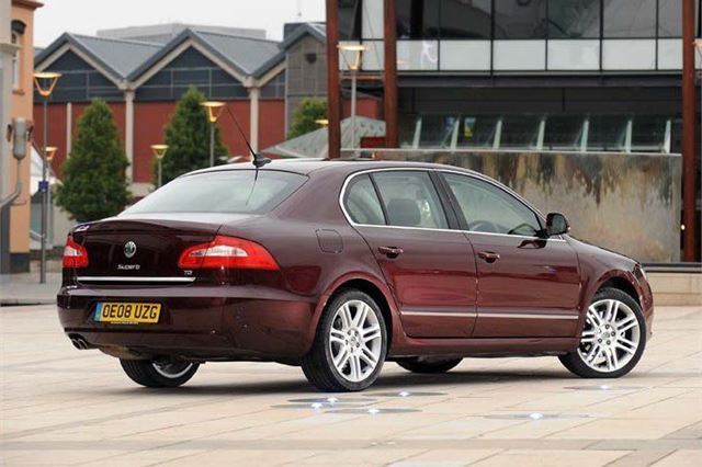 Skoda Superb 2008 - Car Review - Good & Bad   Honest John