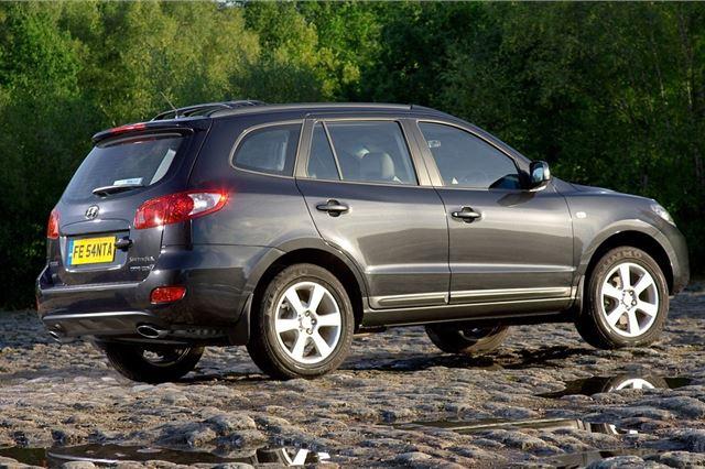 Hyundai Santa Fe 2006 - Car Review - Good & Bad | Honest John
