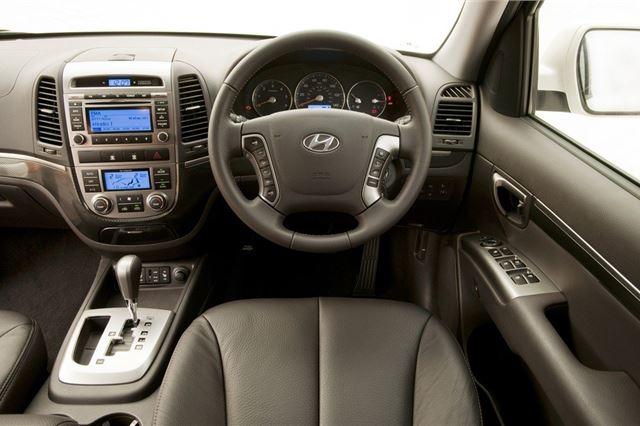 Hyundai Santa Fe 2006 Car Review Honest John