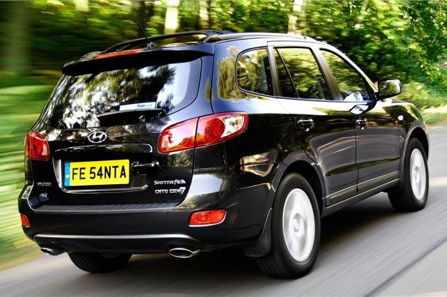 Hyundai Santa Fe 2006 - Car Review - Good & Bad   Honest John