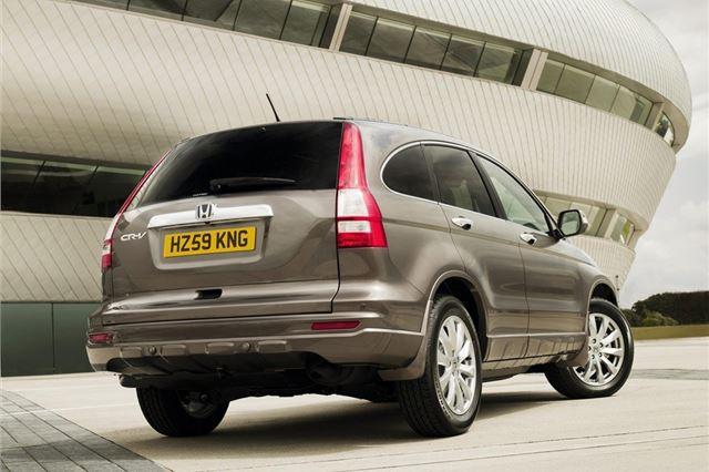 Honda CR-V 2007 - Car Review - Good & Bad | Honest John