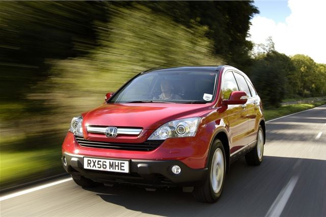 Honda CR-V 2007 - Car Review - Good & Bad | Honest John