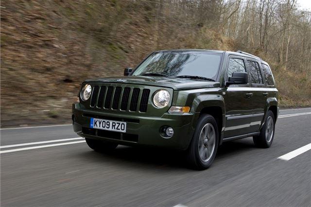 Jeep Patriot 2007 - Car Review | Honest John
