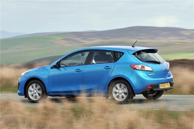 Mazda 3 2009 - Car Review   Honest John