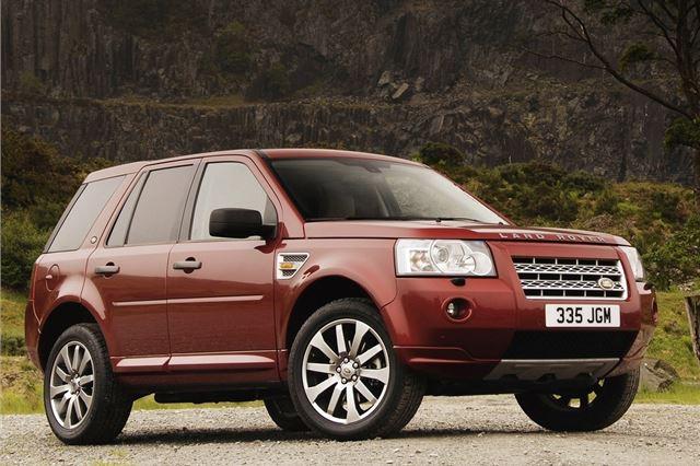Land Rover Freelander 2 2006 - Car Review - Good & Bad   Honest John
