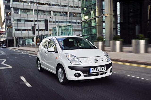 nissan pixo 2009 - car review - specifications | honest john