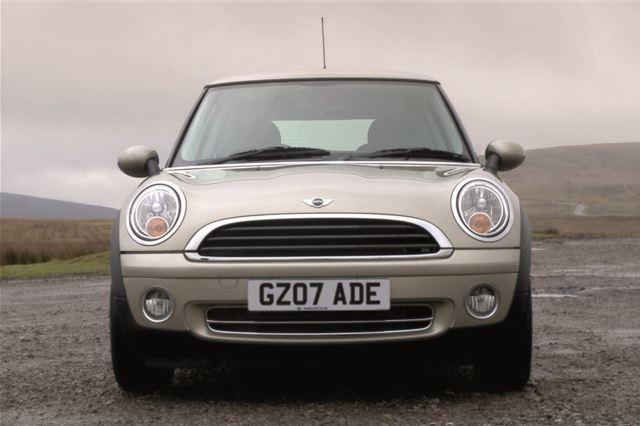 Mini One 2007 Car Review Honest John