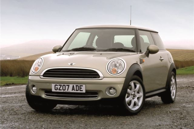 Mini One 2007 Car Review Honest John