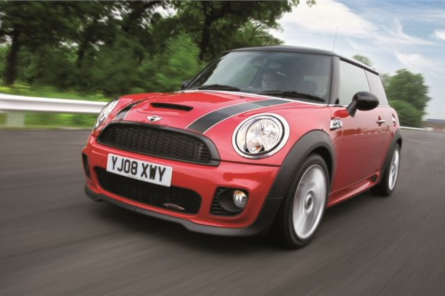 MINI John Cooper Works 2008 - Car Review - Model History
