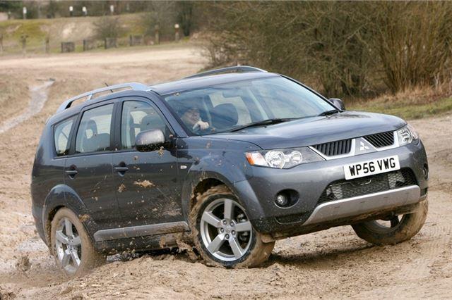 Mitsubishi Outlander 2007 - Car Review | Honest John