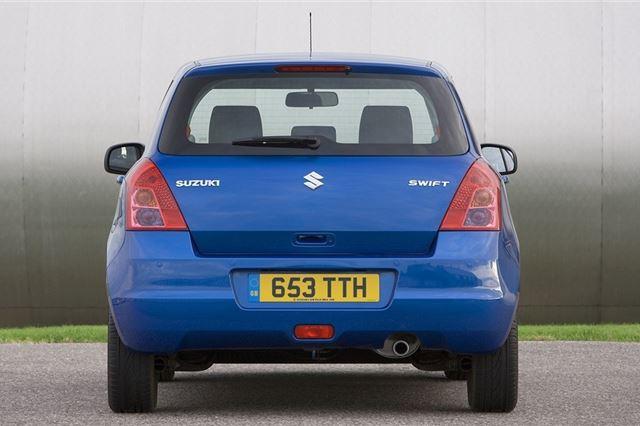 Suzuki Swift 2005 - Car Review | Honest John