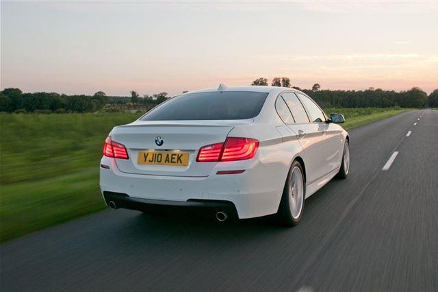 BMW 5 Series 2010 - Car Review   Honest John